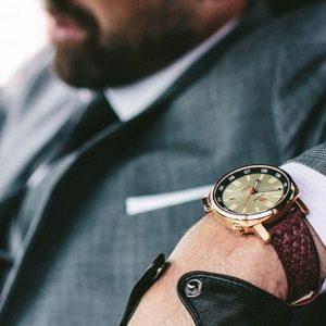 L'importance d'une montre pour les hommes